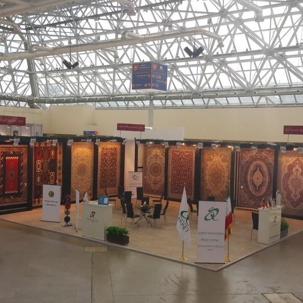 نمایشگاه اختصاصی ایران در مسکو - روسیه 2016